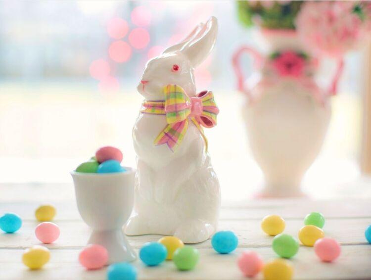 почему кролик символ пасхи
