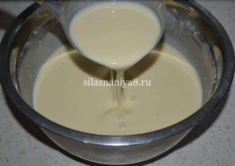 тонкие блины на пол литра молока